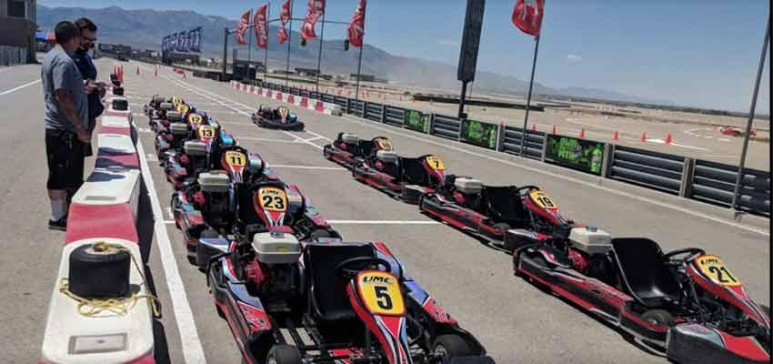 utah motorsports campus go kart racing