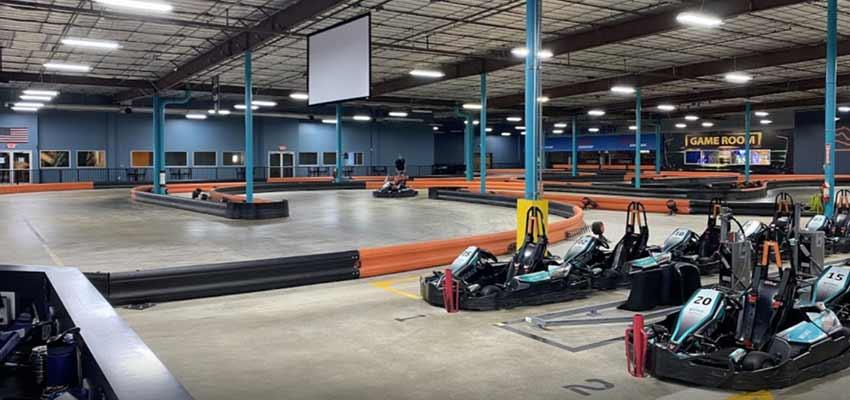 wisconsin veloce indoor go karting