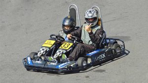 best 2-seater electric karts