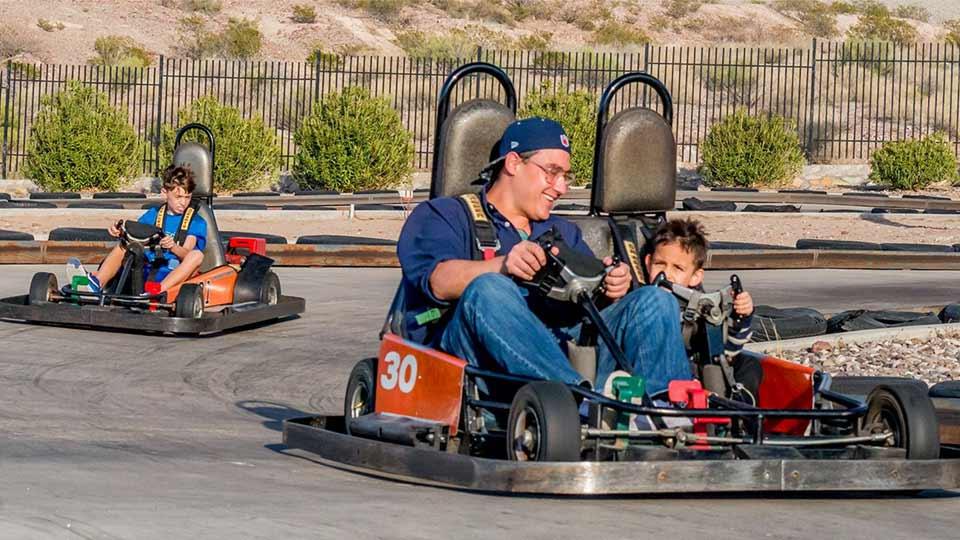 best go-kart racing tracks in el paso