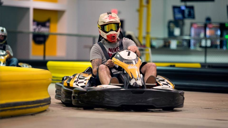 go-karting in pittsburgh pennsylvania
