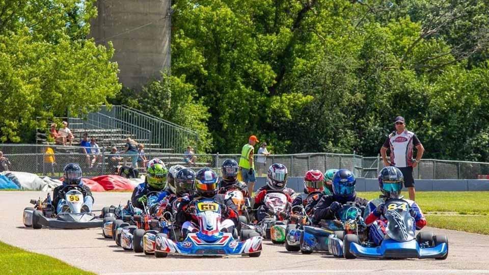 best go kart tracks in wisconsin