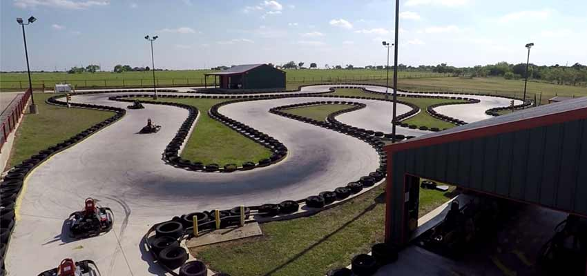 3. Green Acres Golf and Games​ go-kart racing track