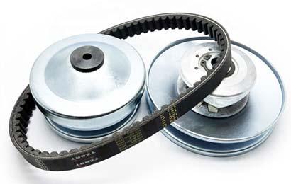 torque converter belt