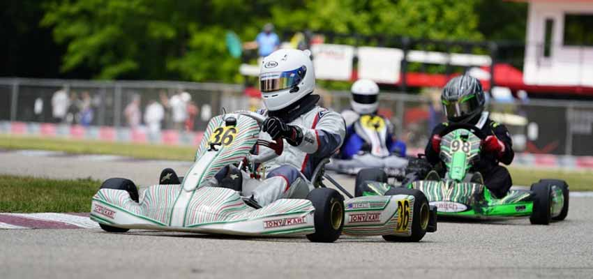 Badger Kart Club go-kart racing wisconsin