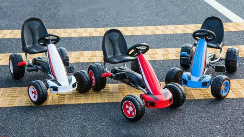 best pedal go-kart for kids