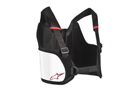 go-kart rib protector gear