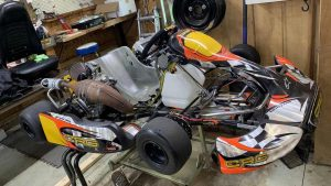 how to fix a go-kart that won't start