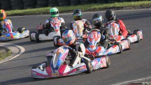go-kart racing gear