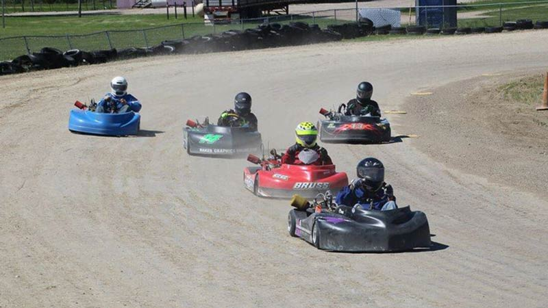 go-karting in minnesota