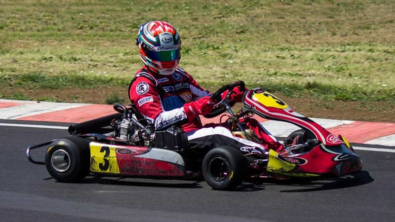 How to Get a Go-Kart Racing Sponsorship