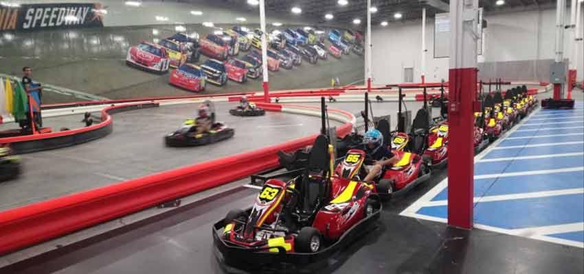 k1 speed orlando kart track