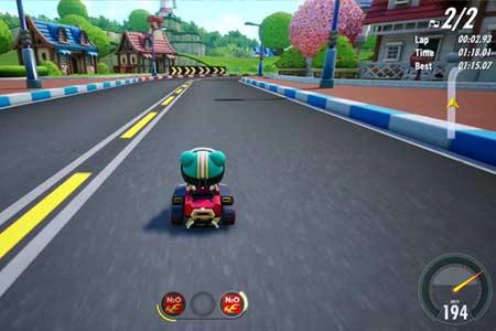 kart rider drift