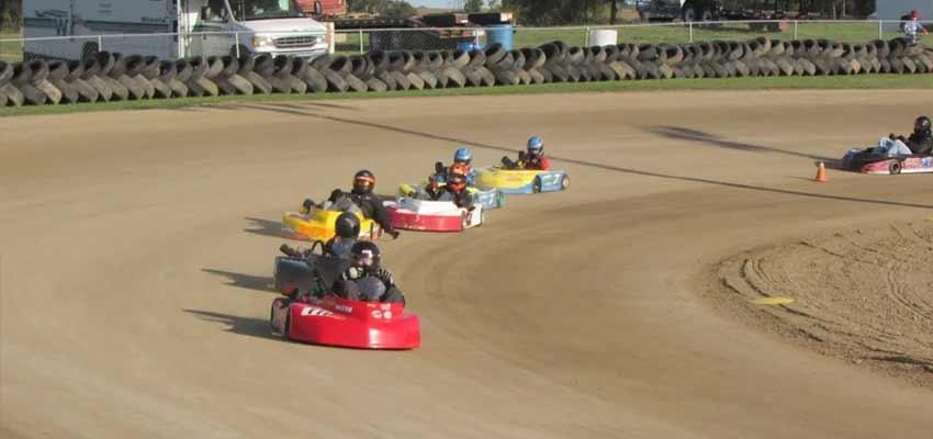 Atwater Karting Speedway go karting track