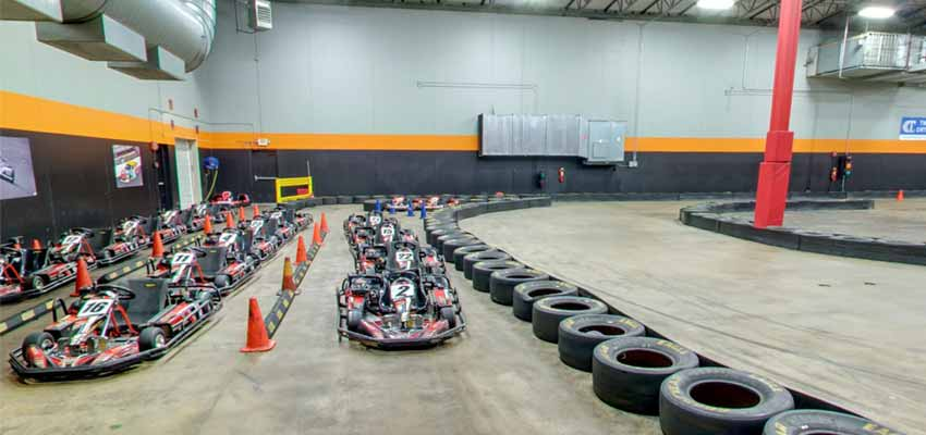 ProKART Indoor Racing minnesota