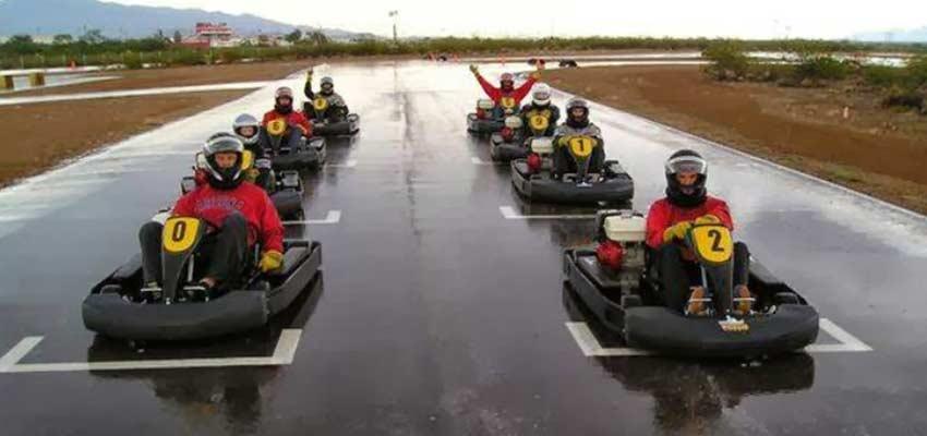 Musselman Honda Circuit tucson go kart track