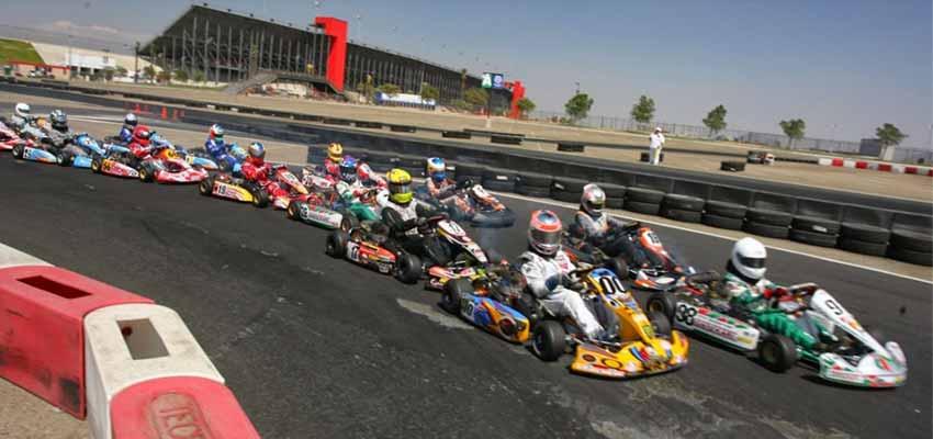 CalSpeed Karting Center