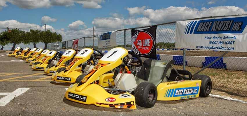 california race karts