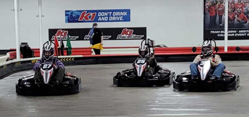 K1 Speed Dallas go karting