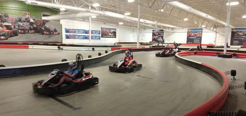 k1 speed arlington