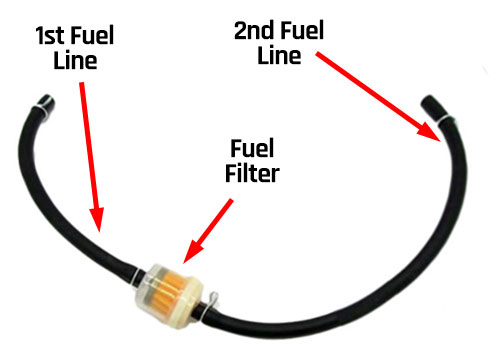 carburetor fuel lines