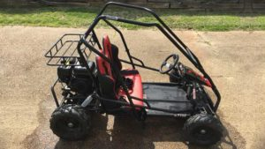 Coleman Powersports KT196 Review