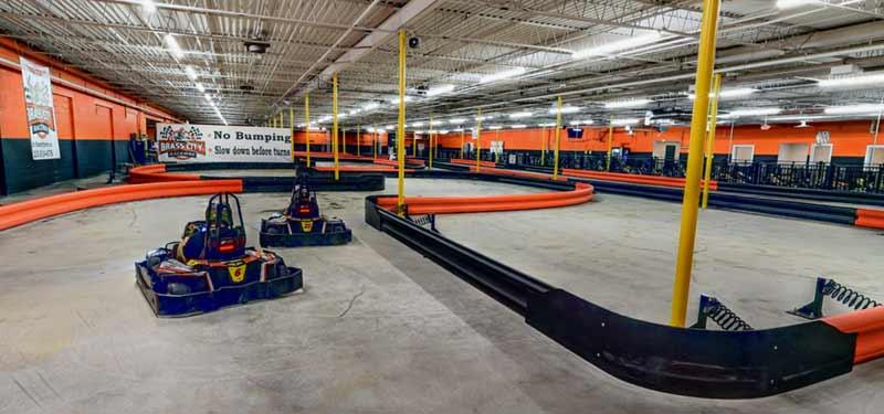 Brass City Raceway go karting track