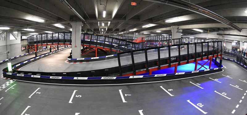 SuperCharged Indoor Karting connecticut