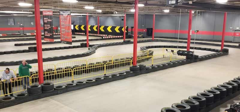 on the track wallingford go-karting