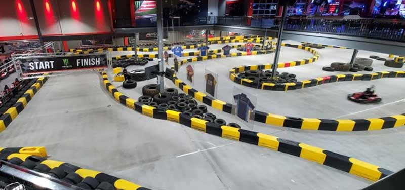 RPM Raceway go-kart racing connecticut