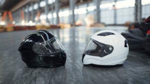 Go-Kart Helmet vs Motorcycle Helmet
