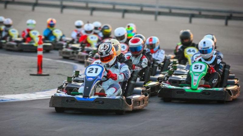 go-kart racing california