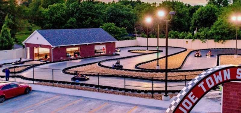 joe town speedway go-karting missouri