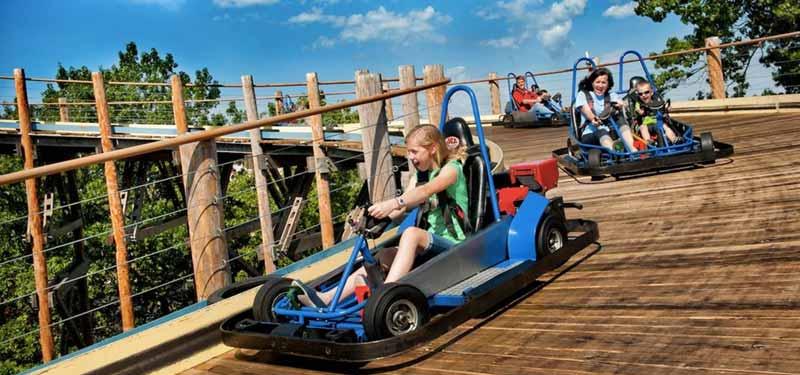 the track family fun park branson go-karting