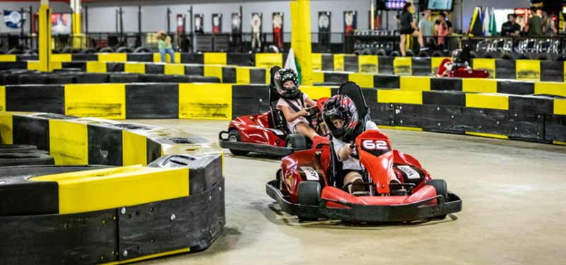 Victory Raceway go-karting missouri