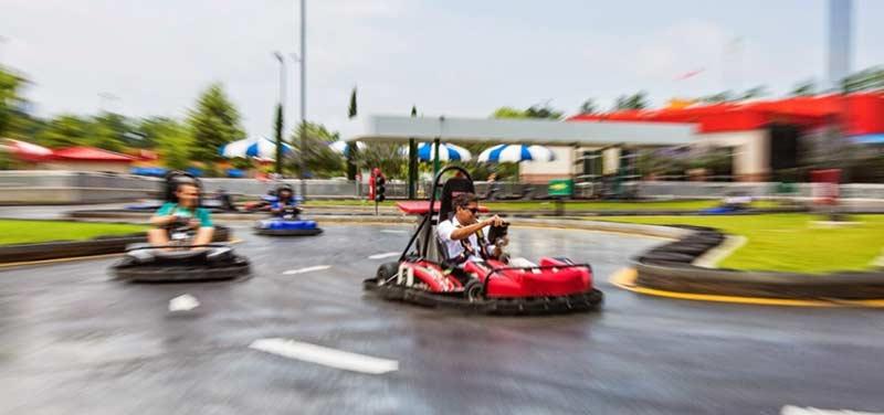 frankies of raleigh go karting