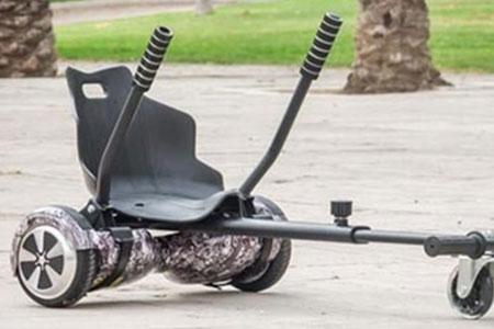 hoverboard go-karts