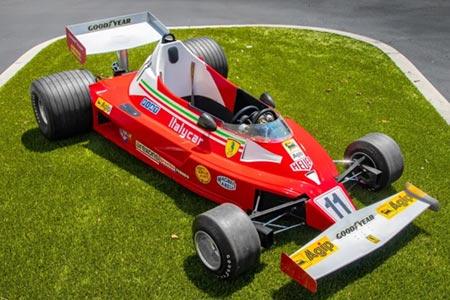 f1 go-kart