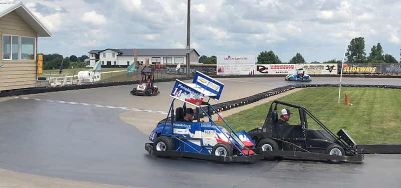 slideways iowa go-kart racing