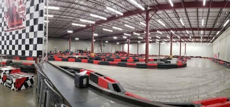 iowa speedeezz go-kart track