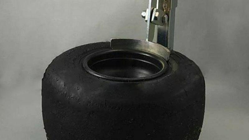 go-kart tire bead breaker tool