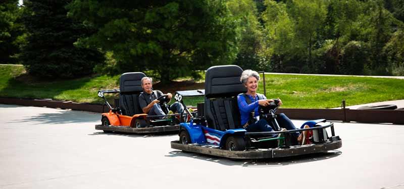 missouri paradise park go karting