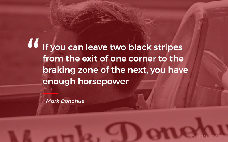 racing quote mark donohue