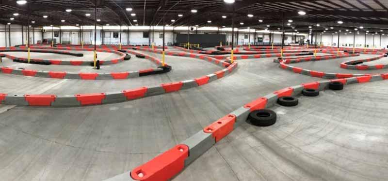 south carolina LeMans MegaTrack karting track