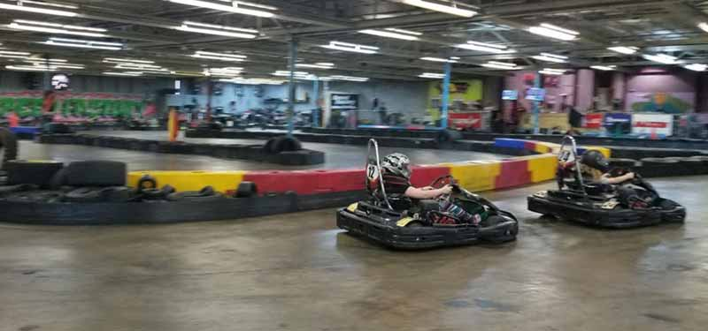 Speed Factory Indoor karting south carolina