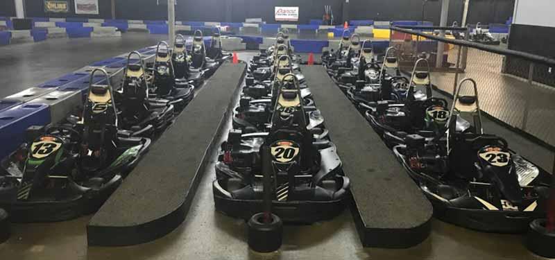 Speed Factory Indoor speedway Greenville