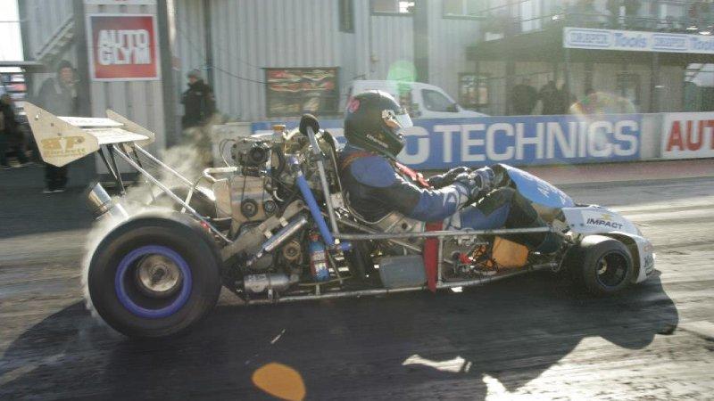 drag racing karts