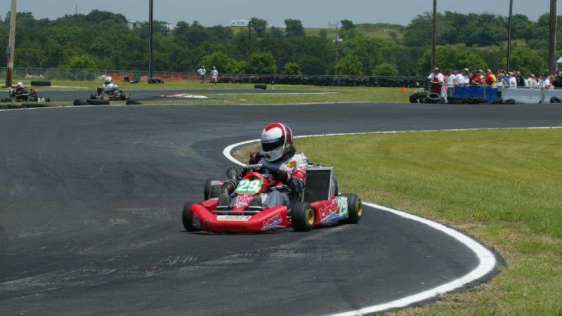 go-karting racing in Oklahoma
