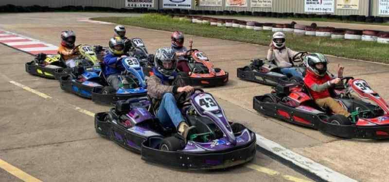 louisiana xtreme motorsports go karting racing track