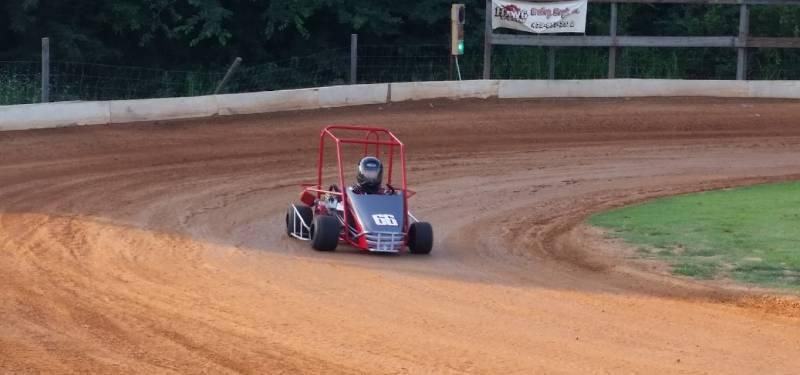 Coody Creek Speedway go-karting oklahoma
